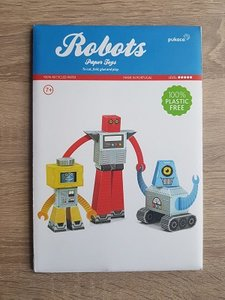 Robots bouwen