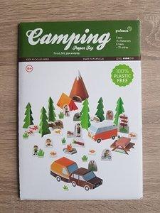 Camping bouwen