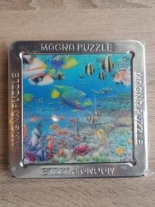Magna puzzel 3d, tropisch rif
