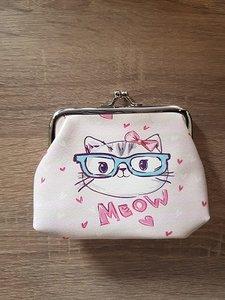 Portemonnee Meow