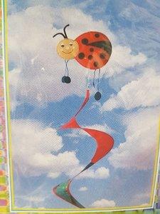 Lieveheersbeest windmobiel