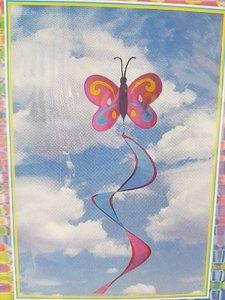 Vlinder windmobiel