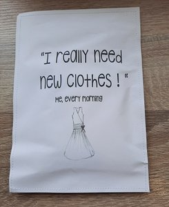 Geursachet, i really need new clothes!