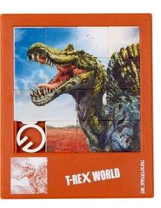 Schuifpuzzel T-Rex
