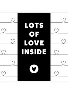 Chocola, lots of love inside