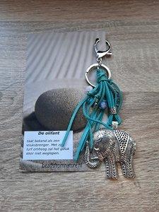 Tassenhanger olifant