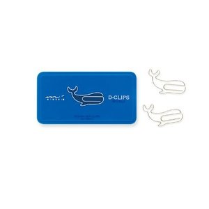 Walvis, paperclips