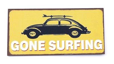 Magneet Gone Surfing