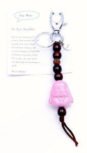 De reis Boeddha (roze)