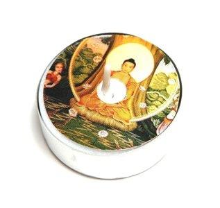 Boeddha Waxinelichtjes