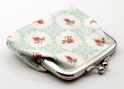 Portemonnee schattig groen