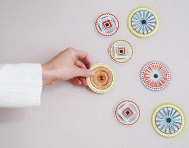 Circles Ornaments