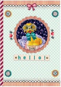 Hello! kaart