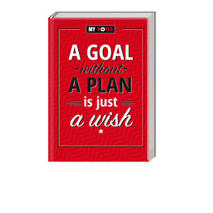 Notitieboek A goal without A plan...