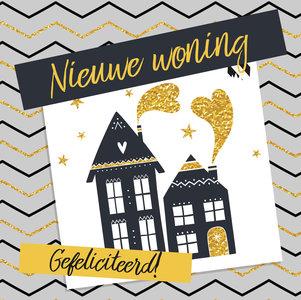 gefeliciteerd met je nieuwe huis Nieuwe woning gefeliciteerd   leukdoordebrievenbus gefeliciteerd met je nieuwe huis