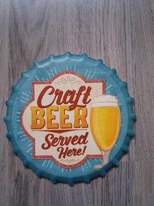 Onderzetter pan Beer