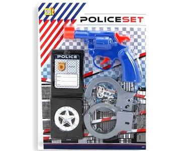Politieset