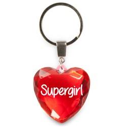 Sleutelhanger, supergirl