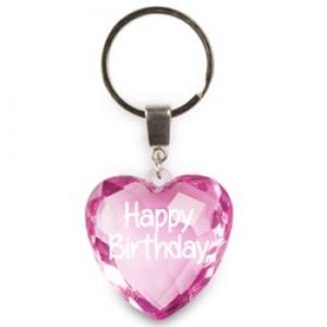 Sleutelhanger, Happy Birthday