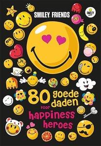 Smiley friends, 80 goede daden boek