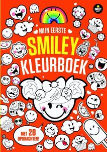 Mijn eerste Smiley kleurboek