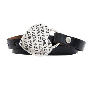 Armband, i love you