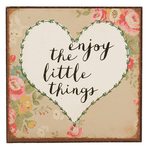 Magneet, enjoy the little things