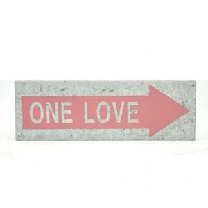 One love bord