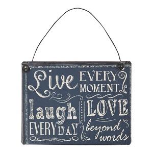Bordje, live, laugh, love