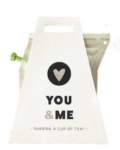Thee, you&me, sharing a cup of tea?