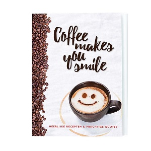 Coffee makes you smile