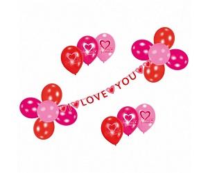 Ballonnen sweet love