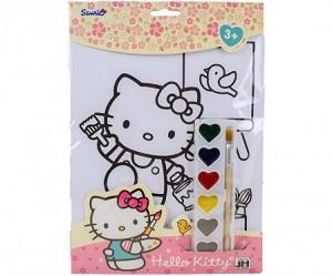 Hello Kitty verfset