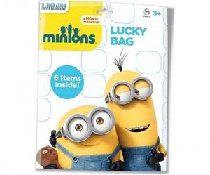 Minions, lucky bag