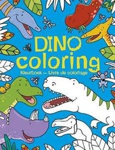 Kleurboek, dinosaurussen