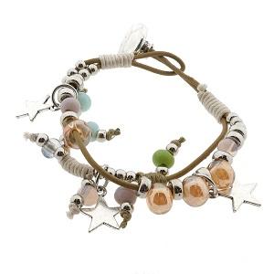 Armband met kralen