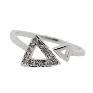 Ring, driehoek