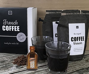 Giftset, french coffee