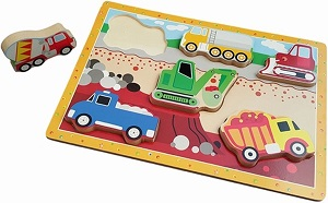 Puzzel vervoer