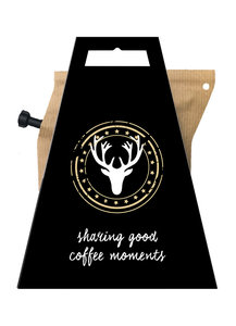 Koffie, sharing gooed coffee moments