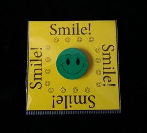 Kaartje, smile!