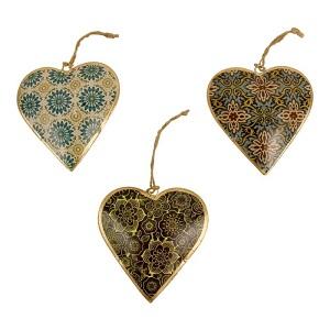 Metalen harten