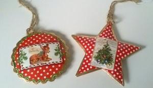 Kersthangers metaal