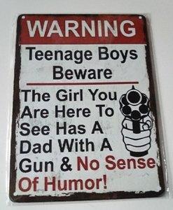 Bordje, teenage boys beware