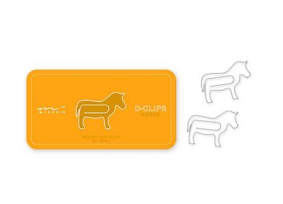 Paperclips Paard