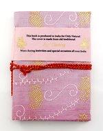 Sari, notitieboekje