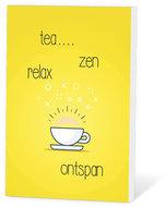 Tea.... en relax ontspan