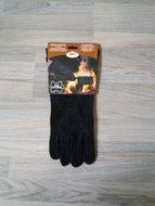 Bbq handschoen (zwart)