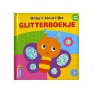 Baby's glitterboekje