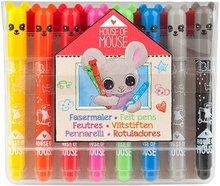 Viltstiften, muis